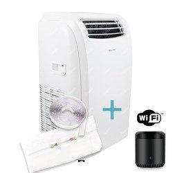 Klimatyzator przenośny Warmtec KP35W + uszczelnienie + sterownik Wi-Fi