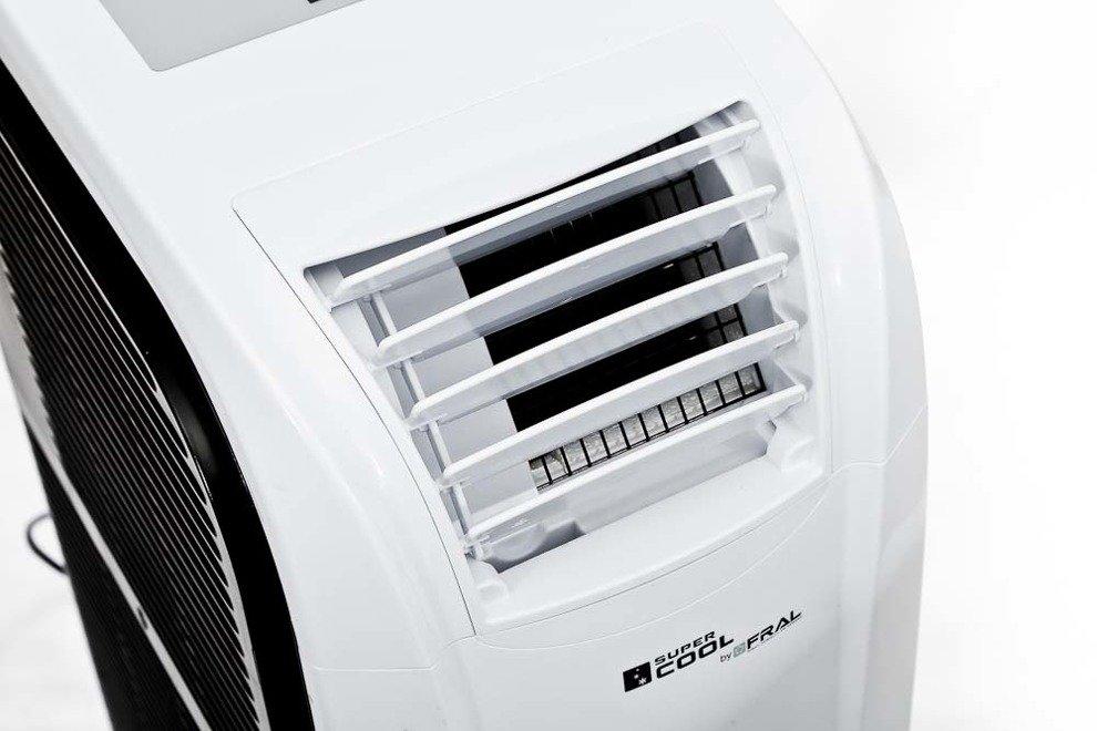 Klimatyzator Fral FSC09.1 widok z góry