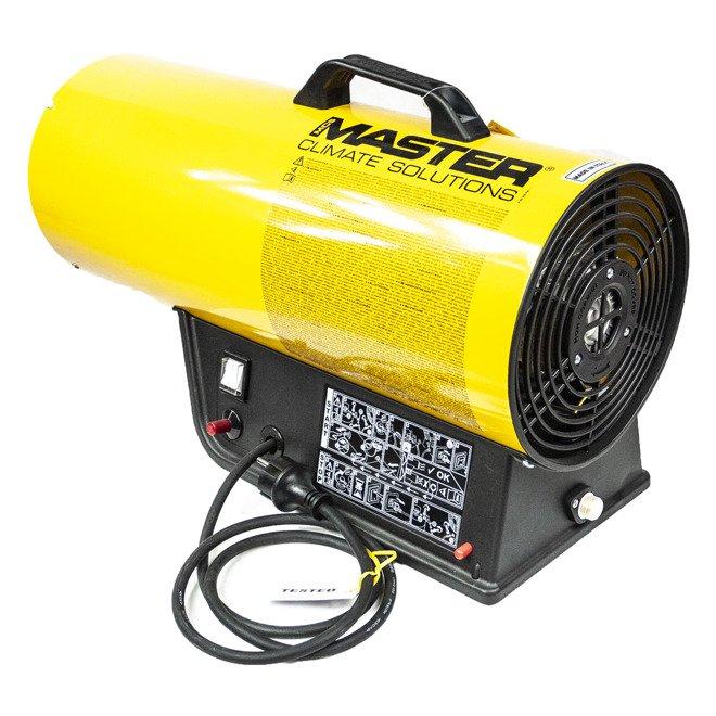 nagrzewnica elektryczna master blp 33m